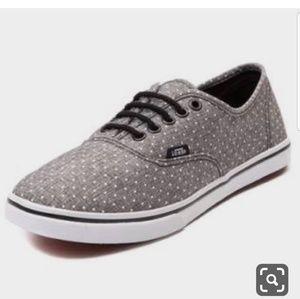 Vans polka dot sneakers